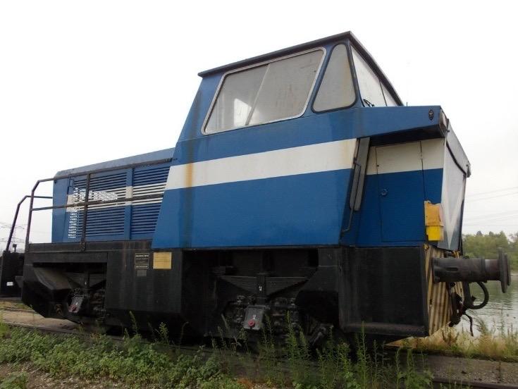 DECAUVILLE MTE1521 avec moteur iveco et embrayage