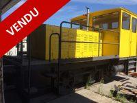 locotracteur KRUPP DH24