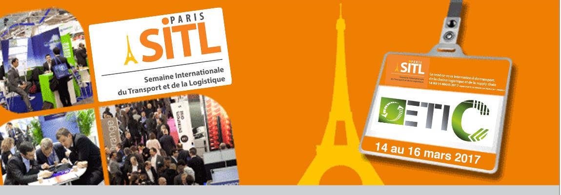 ETIC au SITL du 14 au 16 mars 2017