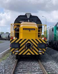 locotracteur D-Track rail-route